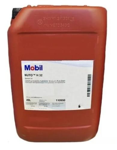 Масло гидравлическое Mobil Nuto H 32