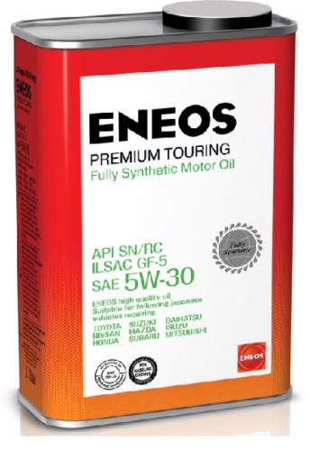 Синтетическое моторное масло ENEOS Premium Touring 5W-30