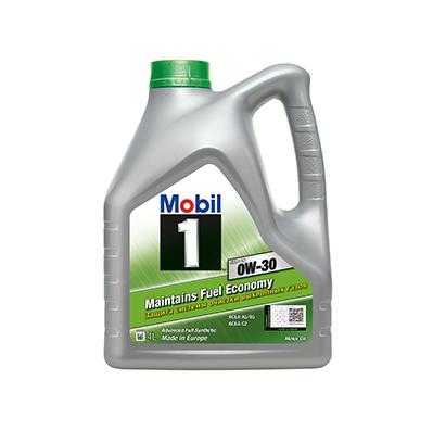 Синтетическое моторное масло Mobil 1™ ESP LV 0W-30