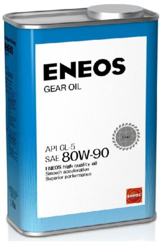 Трансмиссионное масло ENEOS Gear Oil 80W-90 GL-5