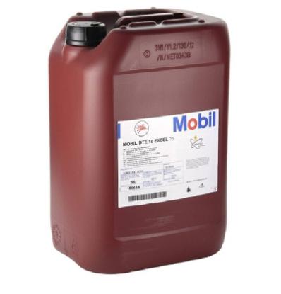 Гидравлическое масло Mobil DTE 10 Excel 15