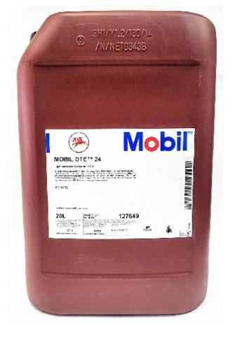 Масло гидравлическое Mobil DTE 24