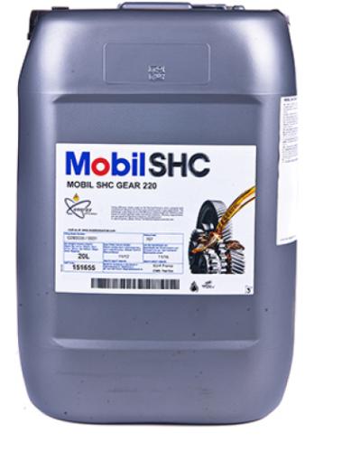 Масло редукторное Mobil SHC Gear 220