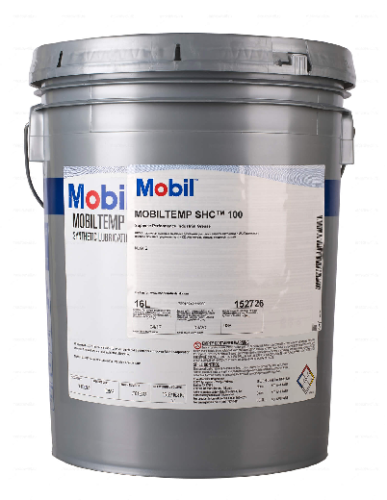 Смазка консистентная Mobiltemp SHC 100