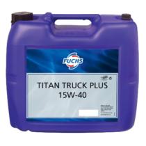 Моторное масло FUCHS TITAN TRUCK PLUS 15W-40