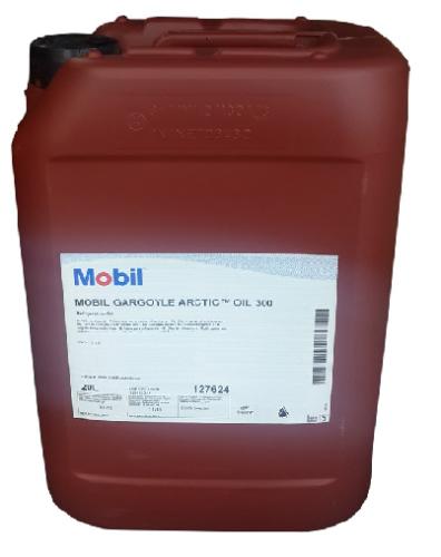 Масло компрессорное Mobil Gargoyle Arctic Oil 300