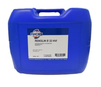 Масло гидравлическое FUCHS RENOLIN B 32 HVI