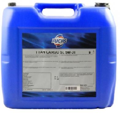 Масло моторное FUCHS TITAN CARGO SL 5W-30