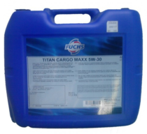 Масло моторное FUCHS TITAN CARGO MAXX 5W-30