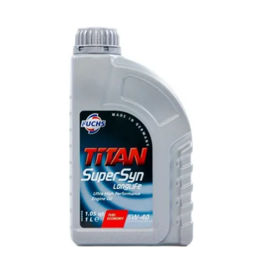 FUCHS TITAN SUPERSYN LONGLIFE 5W-40