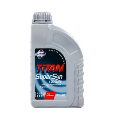 FUCHS TITAN SUPERSYN LONGLIFE 5W-40