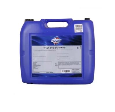 Моторное масло синтетическое FUCHS TITAN SYN MC 10W-40