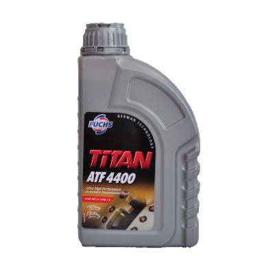 Трансмиссионное масло для АКПП FUCHS TITAN ATF 4400