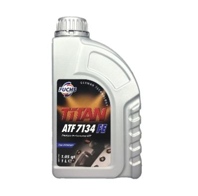 Масло для автоматических КПП FUCHS TITAN ATF 7134 FE