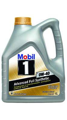 Масло моторное синт. Mobil 1™ FS 0W-40