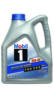 Моторное масло синт.Mobil 1™ FS x1 5W-40
