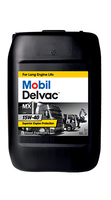 Моторное масло Mobil Delvac™ MX 15W-40