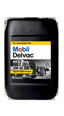 Моторное масло Mobil Delvac™ MX Extra 10W-40