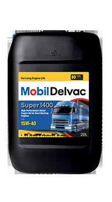 Mobil Delvac™ Super 1400E 15W-40