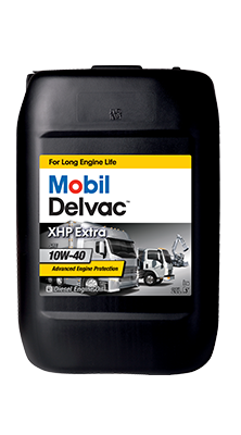 Моторное мало Mobil Delvac™ XHP Extra 10W-40