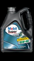 Моторное масло минеральное Mobil Super™ 1000 X1 15W-40