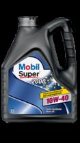 Моторное масло полусинтетическое Mobil Super™ 2000 X1 10W-40