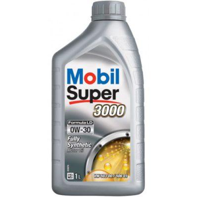 Масло моторное синт. Mobil Super™ 3000 Formula LD 0W-30
