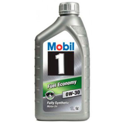 Масло моторное синтетическое Mobil 1™ Fuel Economy 0W-30