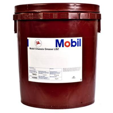 Cмазка консистентная Mobil™ Chassis Grease LBZ