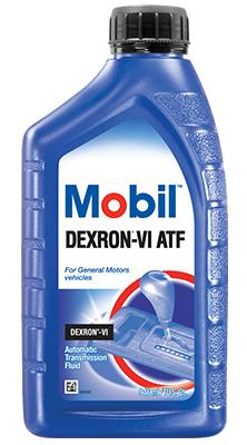 Трансмиссионное масло Mobil™ DEXRON-VI ATF