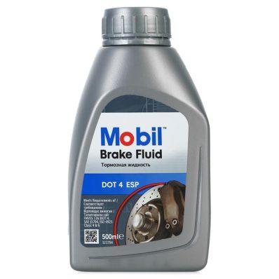 Тормозная жидкость  Mobil™ Brake Fluid DOT 4 ESP