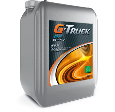 G-TRUCK GL-5 85W-140