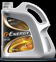 Моторное масло синтетическое G-ENERGY FE DX1 5W-30