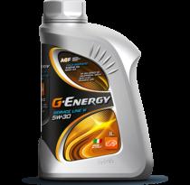 Синтетическое моторное масло G-ENERGY SERVICE LINE W 5W-30