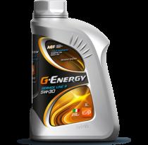 Масло моторное синт. G-ENERGY SERVICE LINE R 5W-30