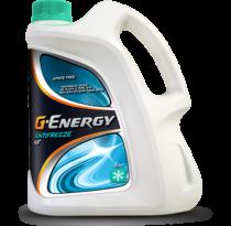 G-ENERGY ANTIFREEZE NF сине-зеленый