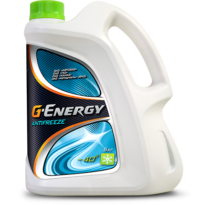 G-ENERGY ANTIFREEZE -40 зеленый
