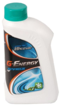 Антифриз G-ENERGY ANTIFREEZE NF -40 сине-зеленый