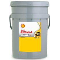 Моторное масло для грузовых автомобилей SHELL RIMULA R4 X 15W-40