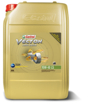 Синтетическое моторное масло CASTROL VECTON Long Drain 10W-40 LS