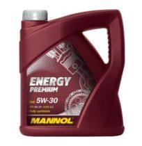 Синтетическое моторное масло  MANNOL Energy Premium 5W-30