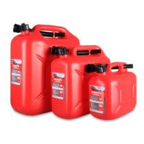 3TON Канистра для топлива 20; 10; 5 литров