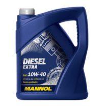 Масло моторное полусинтетическое MANNOL Diesel Extra 10W-40