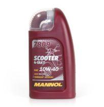 Масло для четырехтактных двигателей MANNOL 7809 Scooter 4-Takt 10W-40