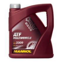 Трансмиссионное масло для АКПП MANNOL ATF Multivehicle 8218