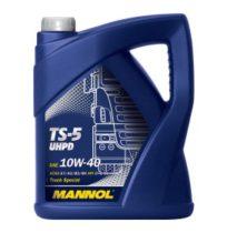 Масло моторное полусинтетическое MANNOL TS-5 UHPD 10W-40