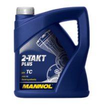 Масло для двухтактных двигателей MANNOL 2-Takt Plus