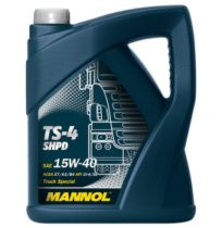 Моторное масло MANNOL TS-4 SHPD EXTRA 15W-40