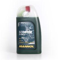 Масло для двухтактных двигателей MANNOL 7804 Scooter 2-Takt