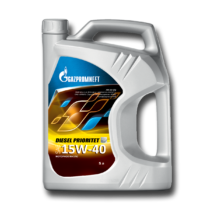 Масло моторное Gazpromneft Diesel Prioritet 15W-40
